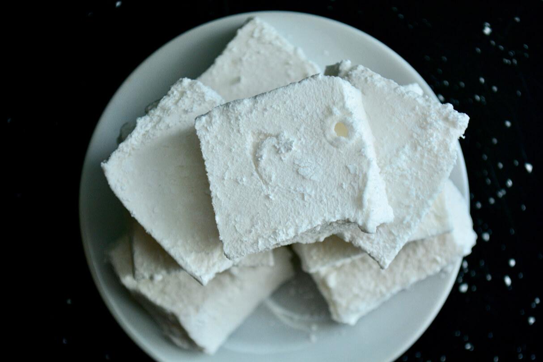 Oh So Delicious Homemade Marshmallows!