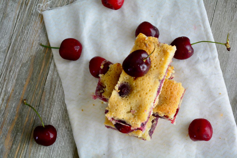 kidney friendly cherry dessert