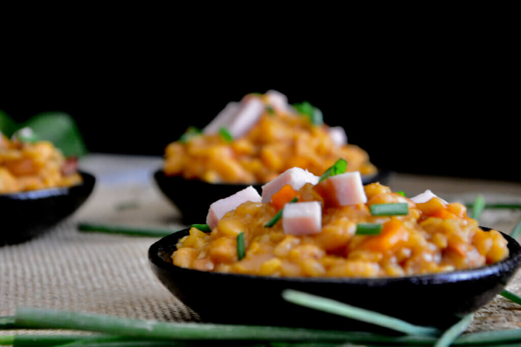 This tasty little serving of ham and beans is low sodium and low potassium   renal diet   renal nutrition