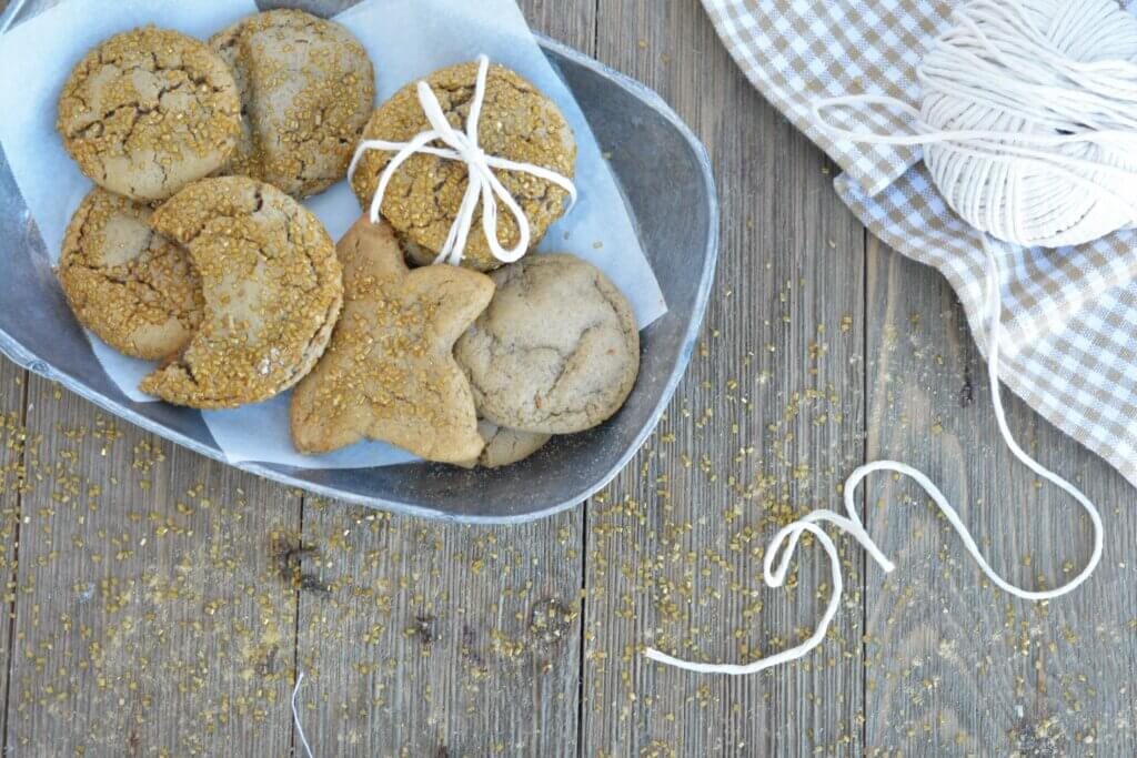 low potassium renal diet holiday ginger cookie